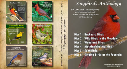 Songbirds Anthology 6 CD Collection